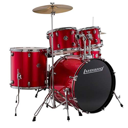 Ludwig Accent Series Complete Drum Set