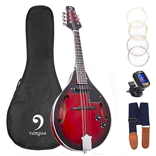 Mandolin A Style Acoustic Electric