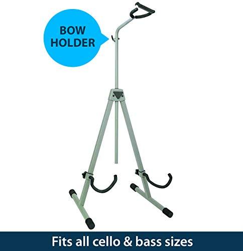 Ingles Adjustable Folding Cello/Bass Stand (SA-22)