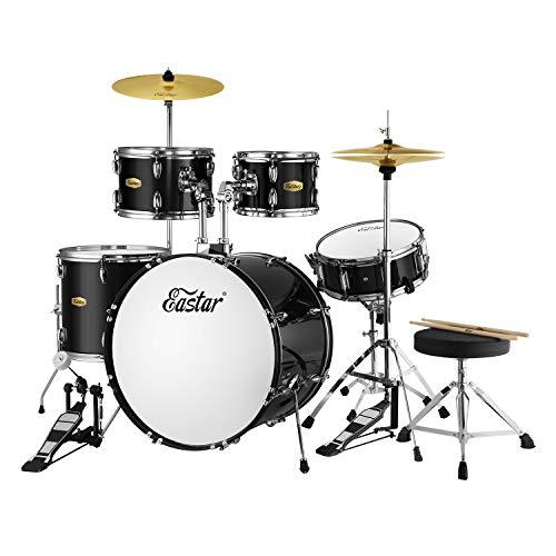 Drum Set Kit Full Size for Adult Junior Teen