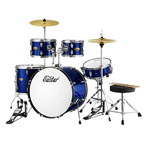 Eastar 22 inch Drum Set Kit Full Size