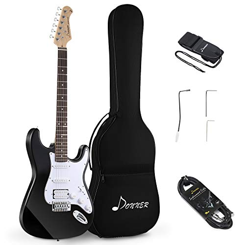 Solid Body Full-Size 39 Inch Electric Guitar Kit