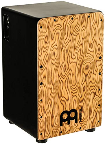 Meinl Pickup Cajon Box Drum with Internal Strings for Snare Effect