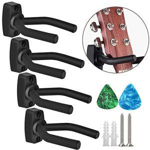 Acoustic and Electric Guitar Wall Mount Hangers