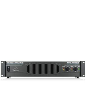 Behringer Europower EP2000 Professional 2,000-Watt Stereo Power Amplifier