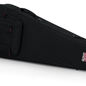 Gator Cases Lightweight Polyfoam Banjo Case for Full Size Banjos; (GL-BANJO-XL)