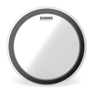 Evans Heads Bass Drum, 26 Inch (BD26EMADHW)