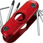 Ibanez MTZ MTZ11 Quick Access Multi Tool, Red