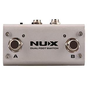 NUX NMP-2 Dual FootSwitch for Keyboard, Modules and Effect pedals