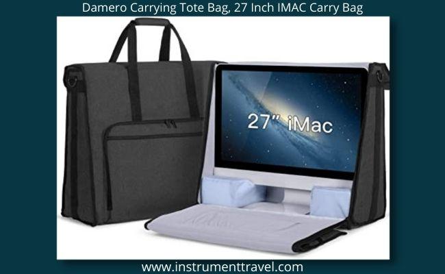 Damero Carrying Tote Bag, 27 Inch IMAC Carry Bag