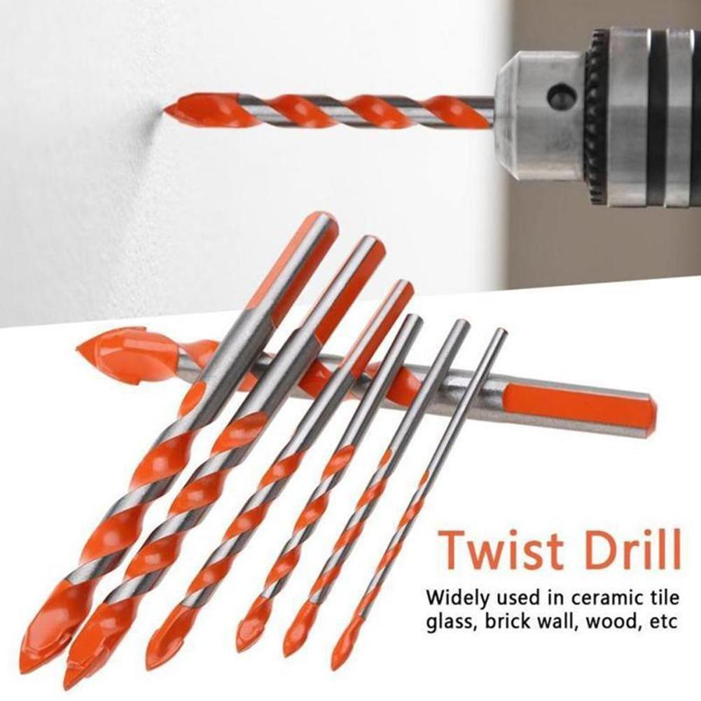 4 5pc multifunctional drill bits