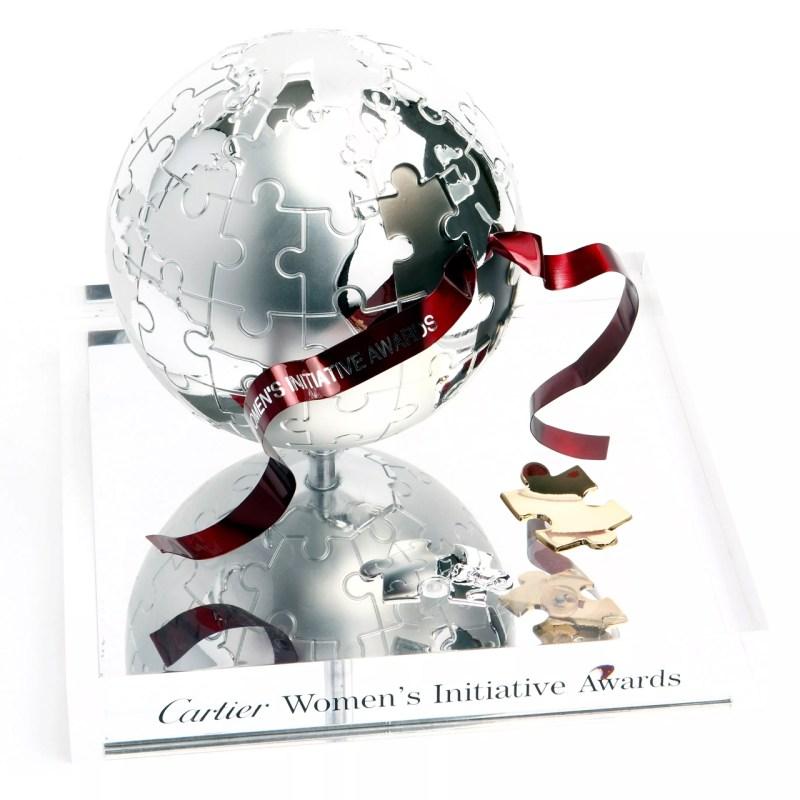 Por primera vez una mexicana gana el premio Cartier Women's Initiative