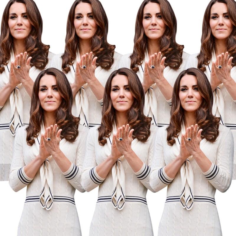13 outfits que la duquesa de Cambridge, Kate Middleton, ha repetido
