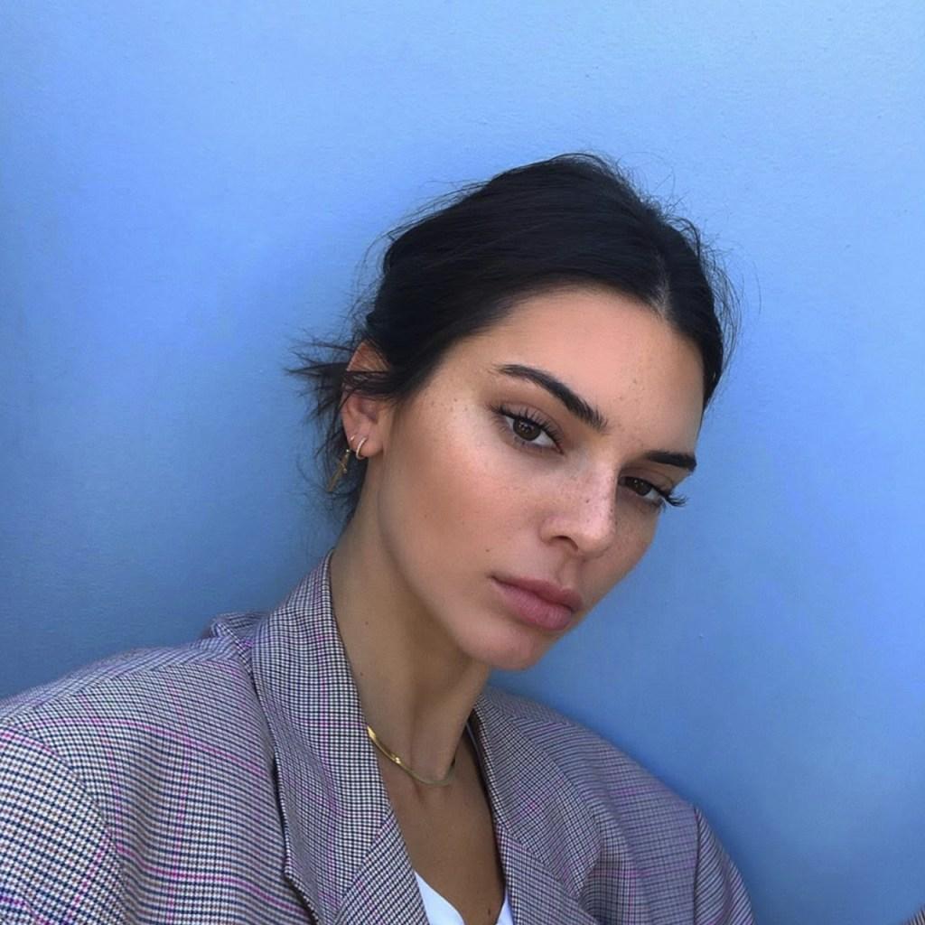 Tómate una selfie como Kendall Jenner