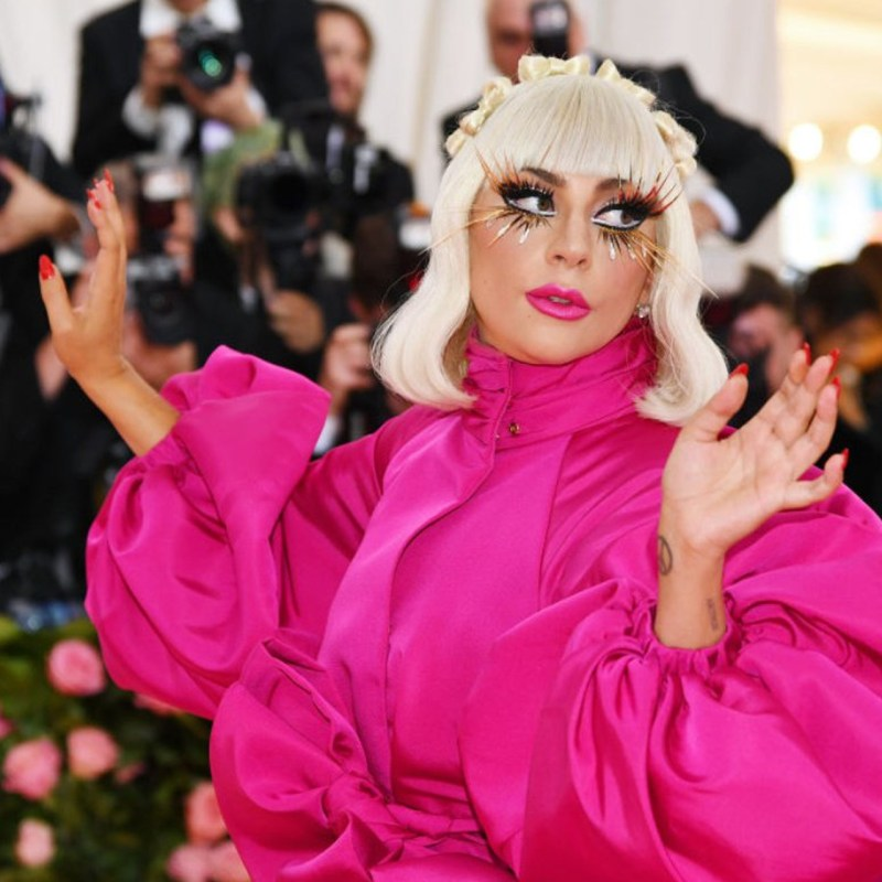 El nuevo color de pelo de Lady Gaga tiene un mensaje conmovedor