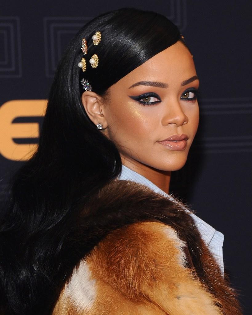 Rihanna y Adam Selman crean una colección muy hot para San Valentin
