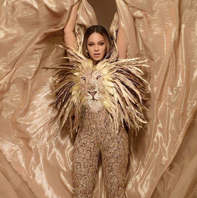 """Beyoncé cantando """"Can You Feel the Love Tonight"""" será tu highlight de hoy"""
