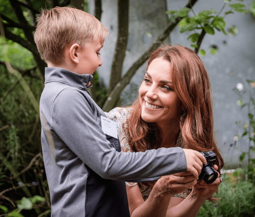 El talento que Kate Middleton le heredó a sus hijos podría ser muy parecido al tuyo