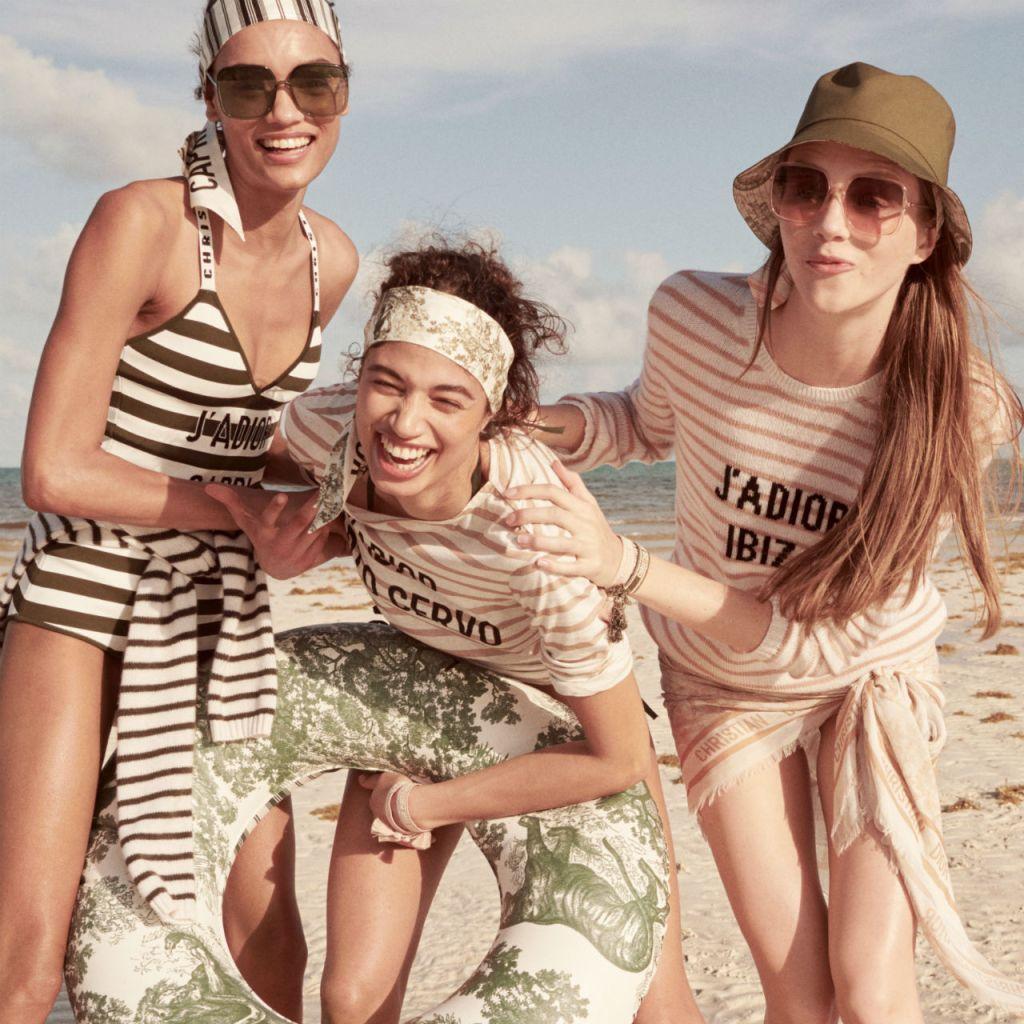 Viaja a lugares de ensueño con la nueva colección cápsula de Dior