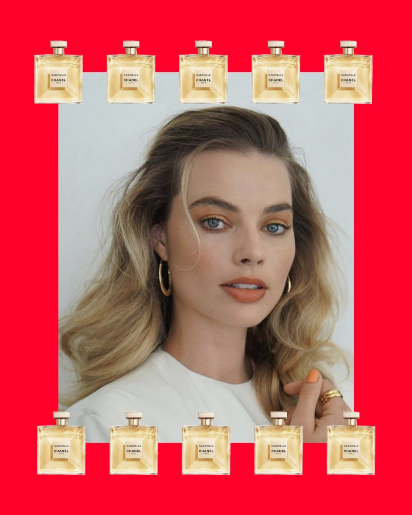 Chanel estrena perfume de la mano de Margot Robbie