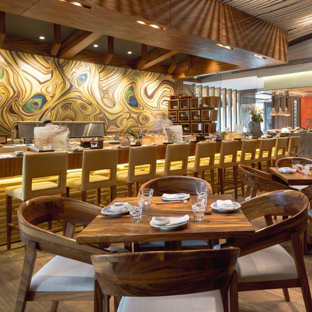 ¿Sushi lover? Debes conocer el restaurante Makoto