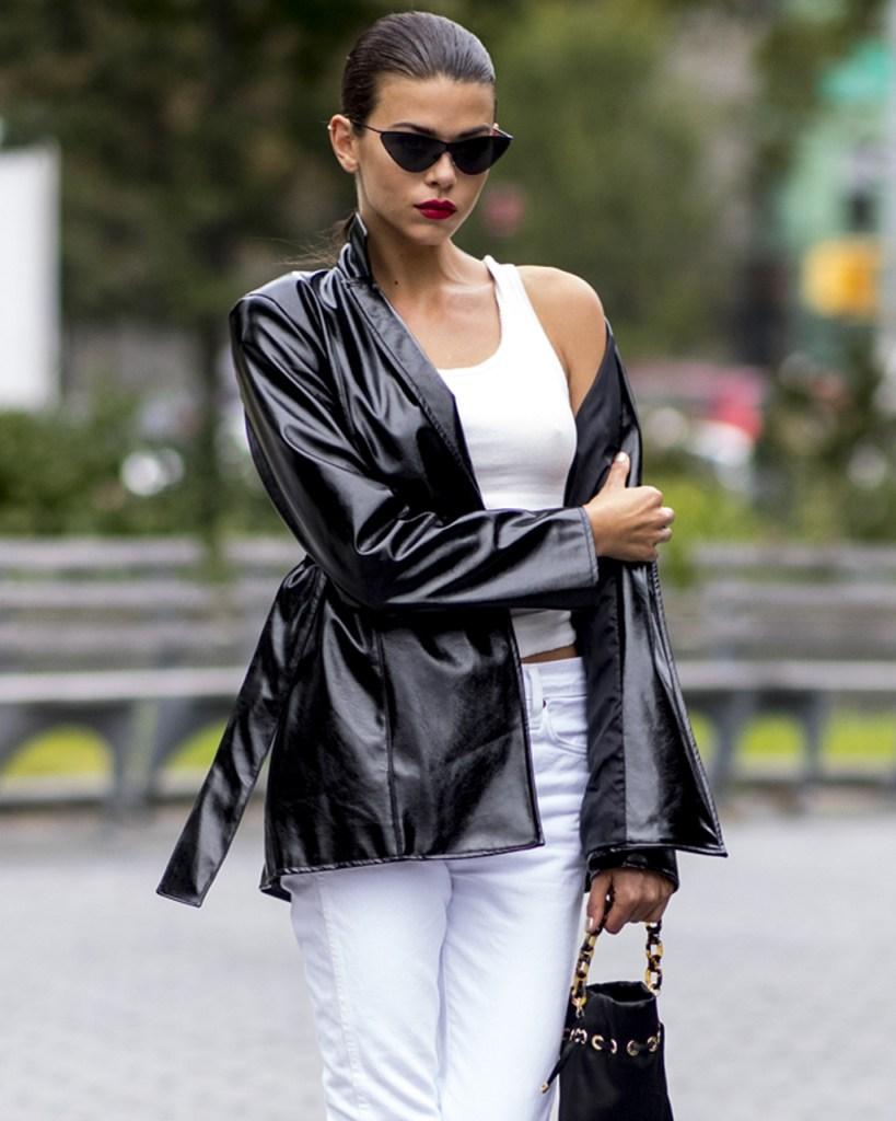 Georgia Fowler nos cuenta cómo lograr el look de supermodelo y su clave para estar fit todo el año