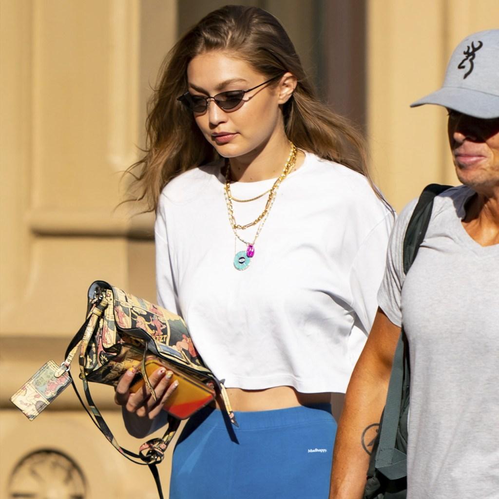 Couple alert! Gigi Hadid y Tyler Cameron podrían ser la nueva pareja del momento