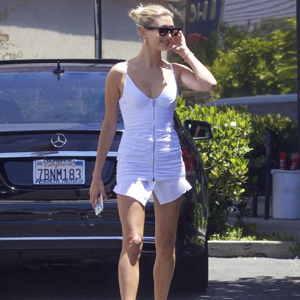 Así fue la despedida de soltera de Hailey Bieber en LA