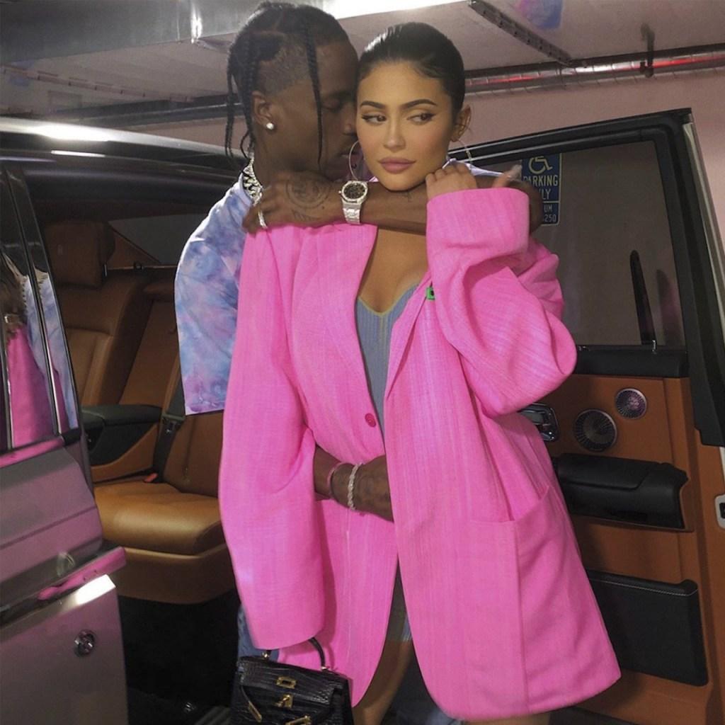 Relationship goals: la sorpresa de Travis Scott a Kylie Jenner por su cumpleaños