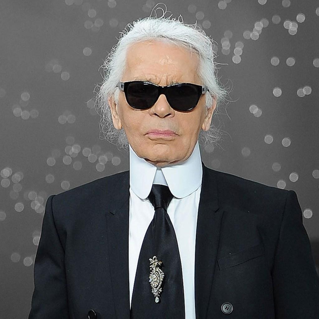 Y el tema de la próxima Met Gala podría ser…¡Karl Lagerfeld!