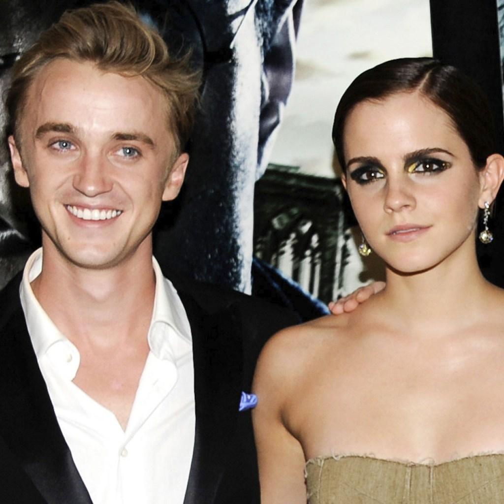 ¿Siempre hubo «algo» entre Emma Watson y Tom Felton? Al parecer, sí