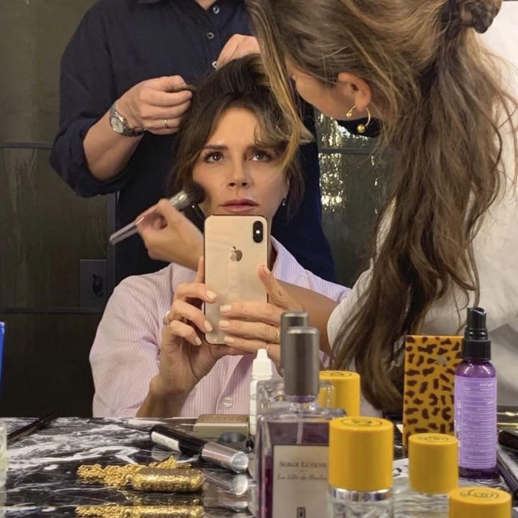 Victoria Beckham acaba de lanzar su línea de belleza
