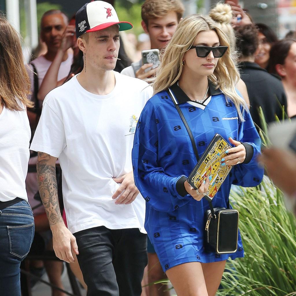 Hailey Baldwin protagoniza el nuevo video de Justin Bieber