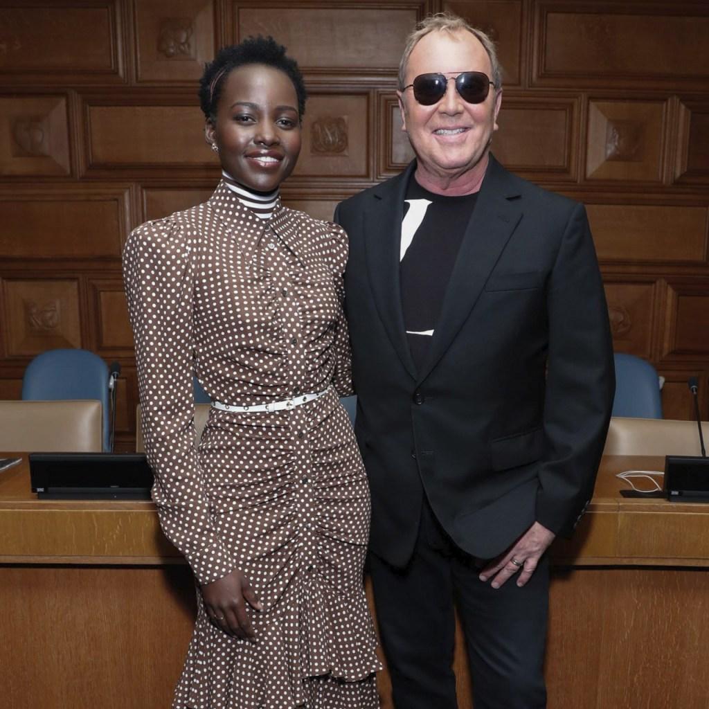 Platicamos con Lupita Nyong'o y Michael Kors en la ONU y esto pasó