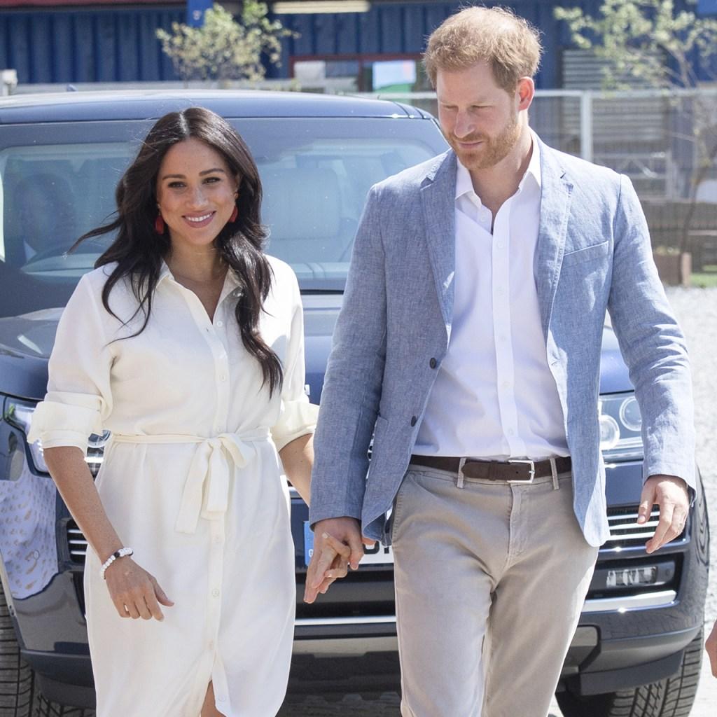 Harry defiende a Meghan de las críticas y demanda a un periódico británico