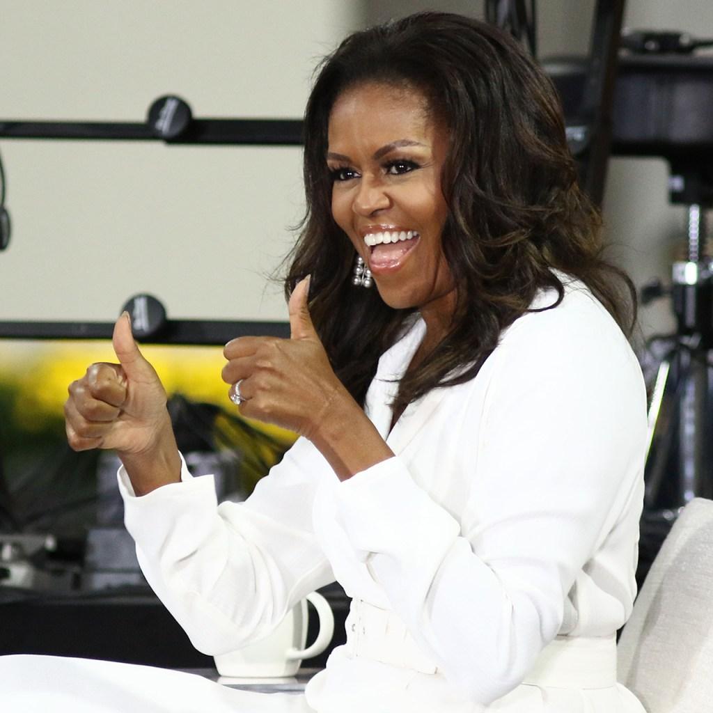 Los mejores consejos de Michelle Obama llegan en forma de un diario