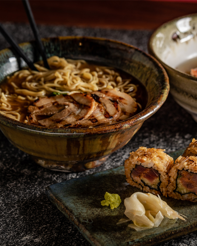 Conoce la nueva forma de comer japonés en CDMX