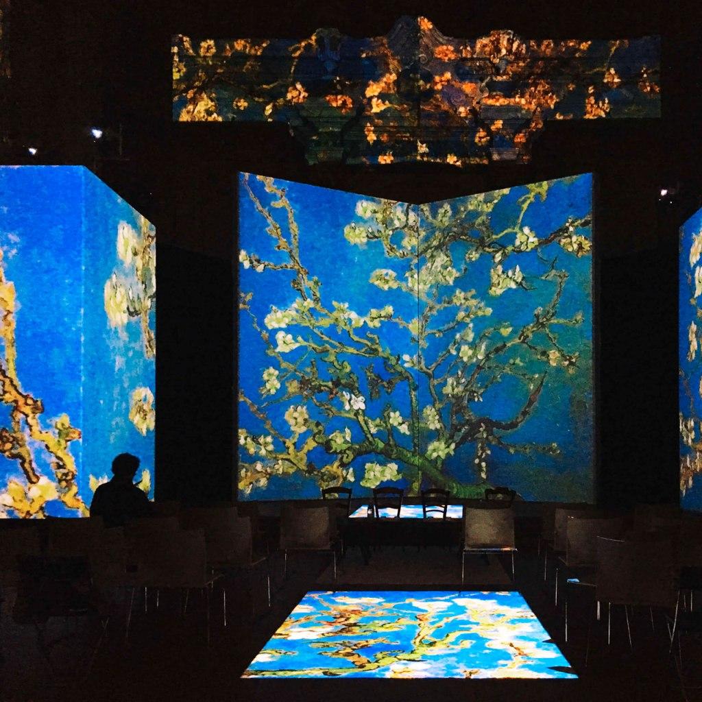La exposición de 'Van Gogh Alive' ya tiene fecha de llegada a México