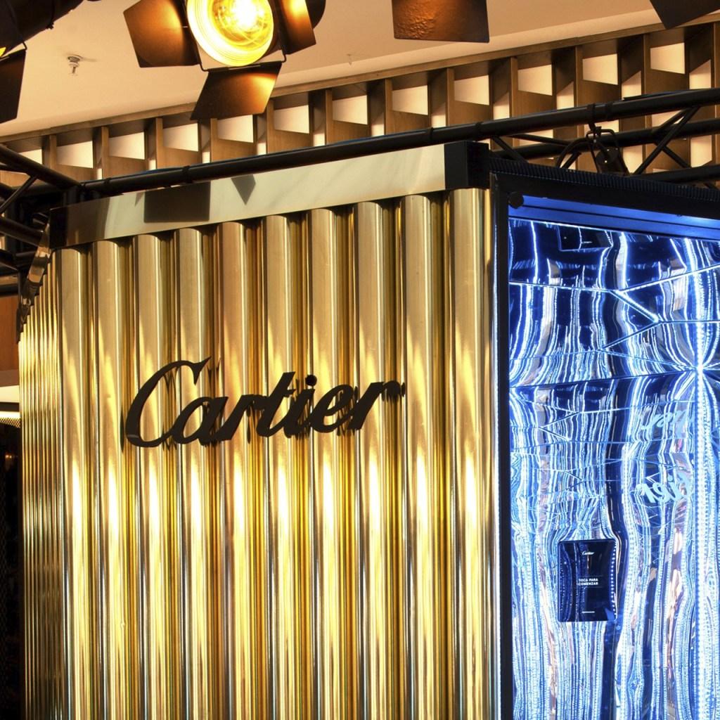 Cartier abrió una pop up en El Palacio de Hierro y vas a querer TODO