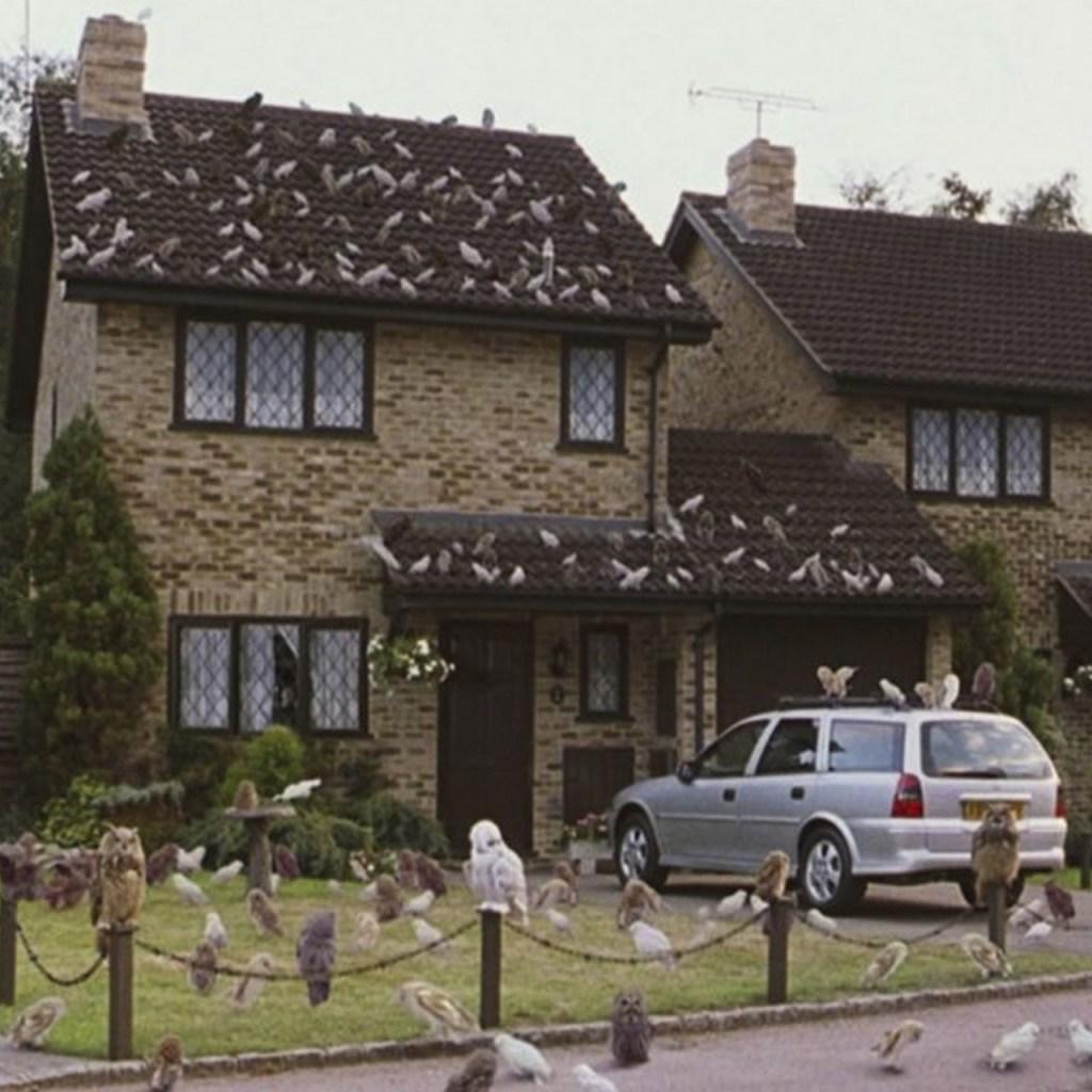 ¡La casa de Harry Potter ya está disponible para hospedarte!