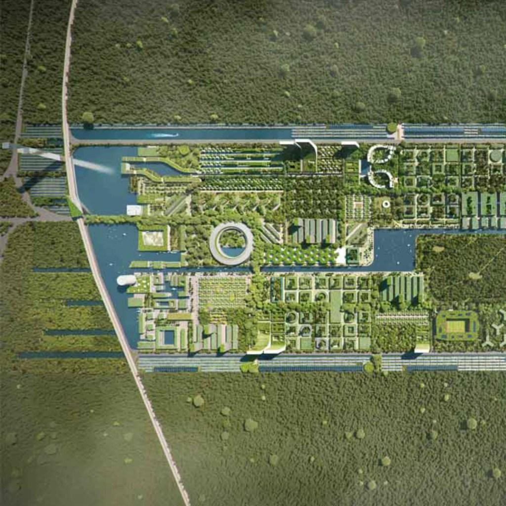 La primera ciudad eco-inteligente del mundo podría estar en México