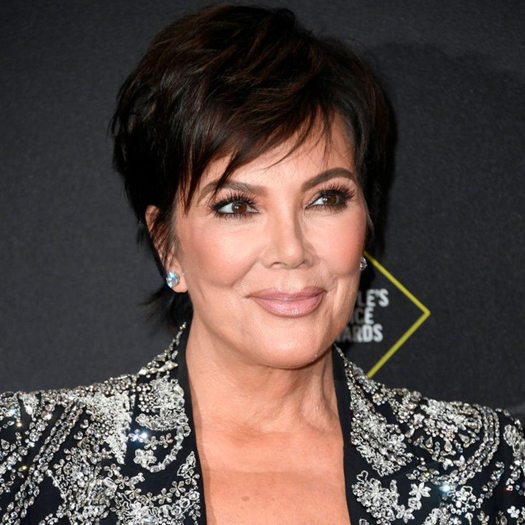 Kris Jenner tiene una figura de cera de Kris Jenner en su casa