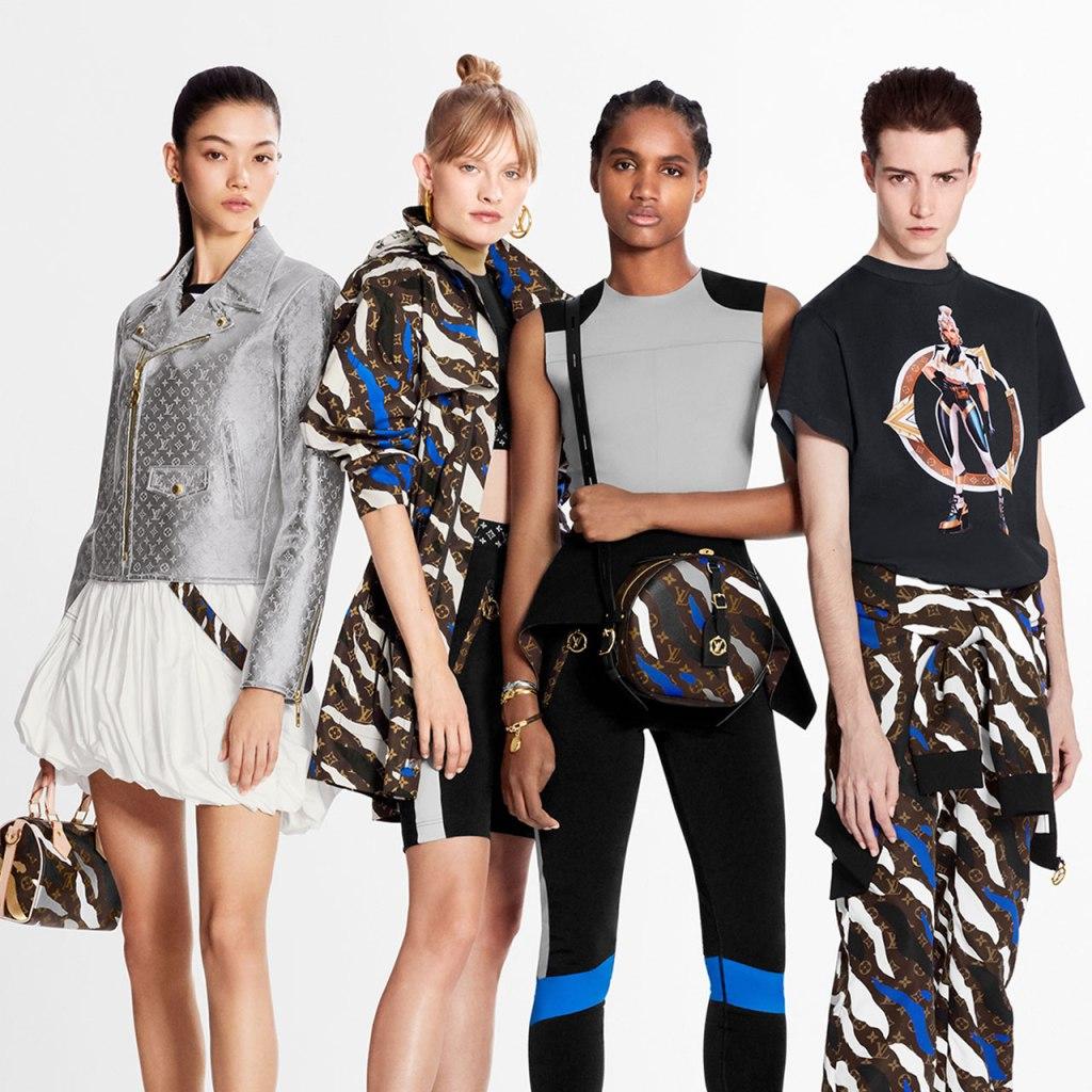 Querido Santa, quiero la nueva colección cápsula de Louis Vuitton