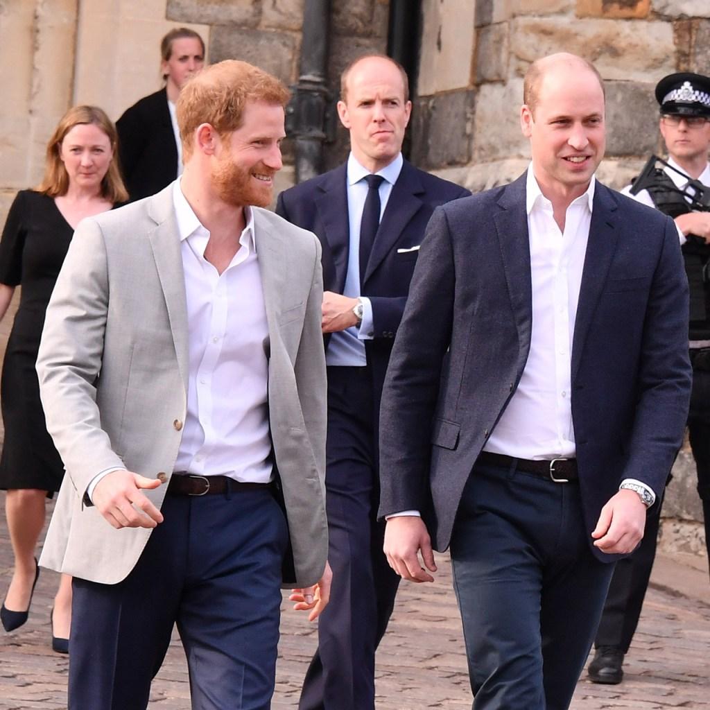 El príncipe William rompe el silencio sobre la decisión del príncipe Harry