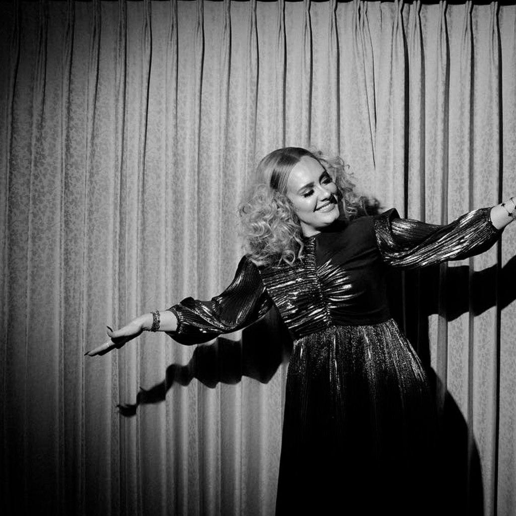 ¿Acaso Adele acaba de confirmar que un nuevo álbum está cerca?