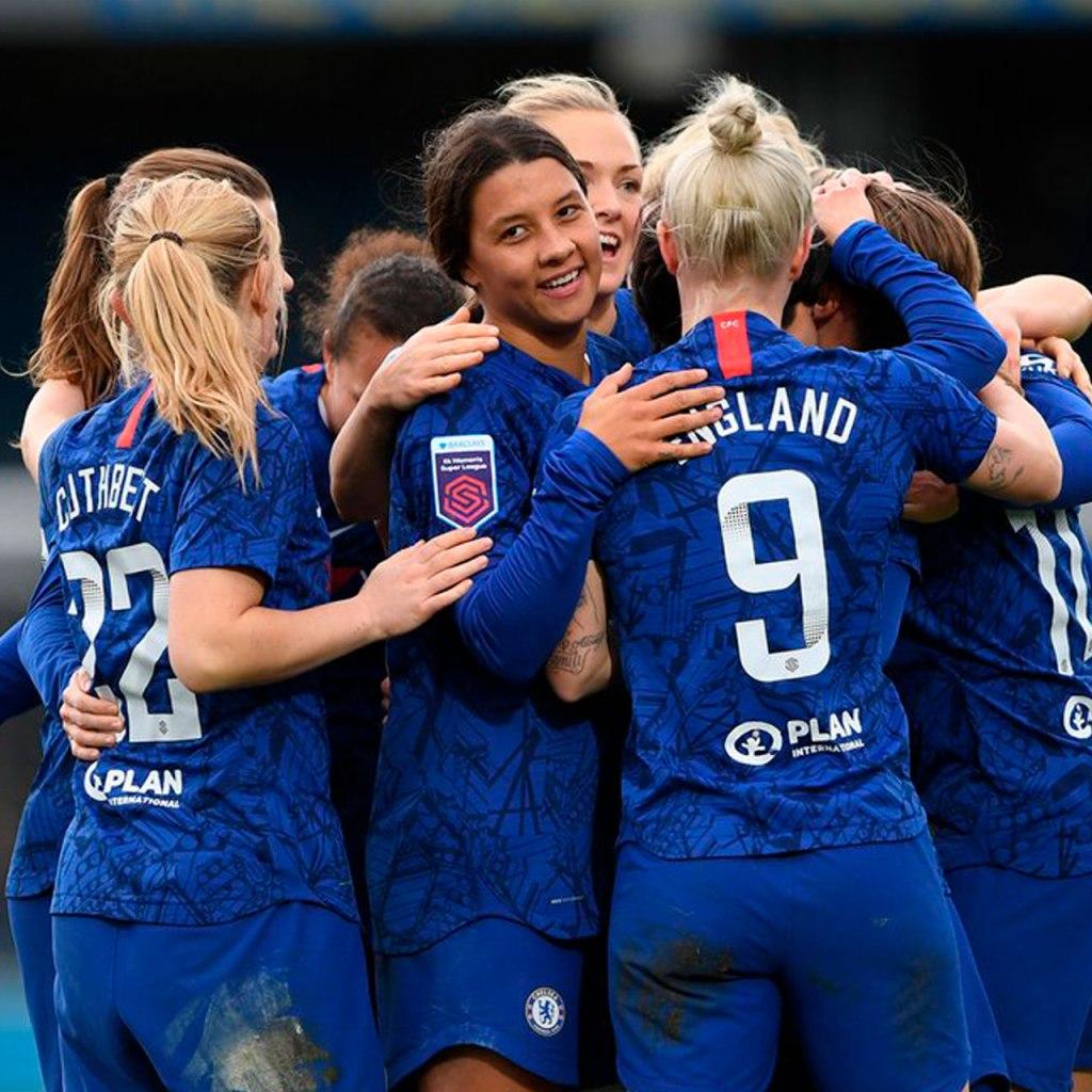 El Chelsea adaptó sus entrenamientos al ciclo menstrual de las jugadoras