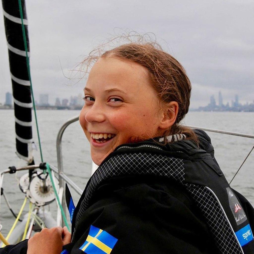 Greta Thunberg tendrá su propio programa de televisión