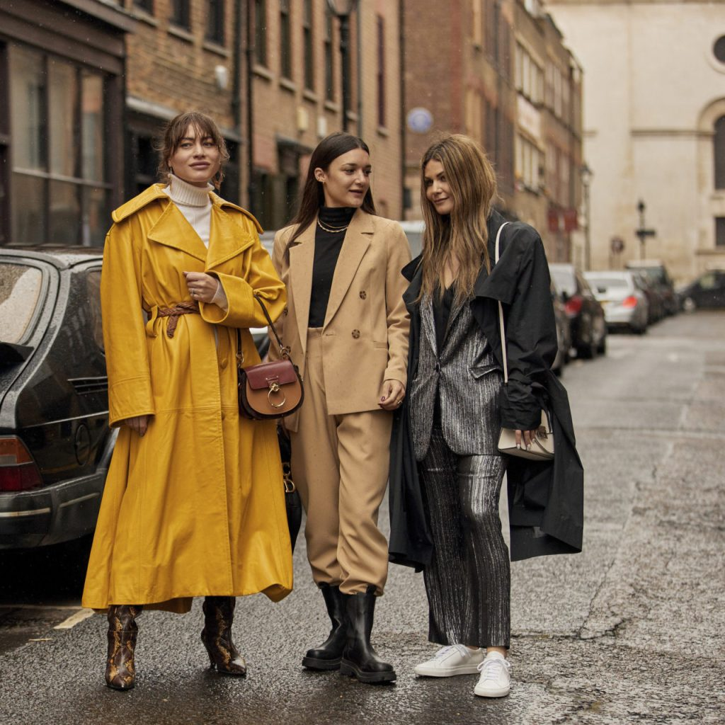 Lo que London Fashion Week nos dejó: looks de street style súper cool