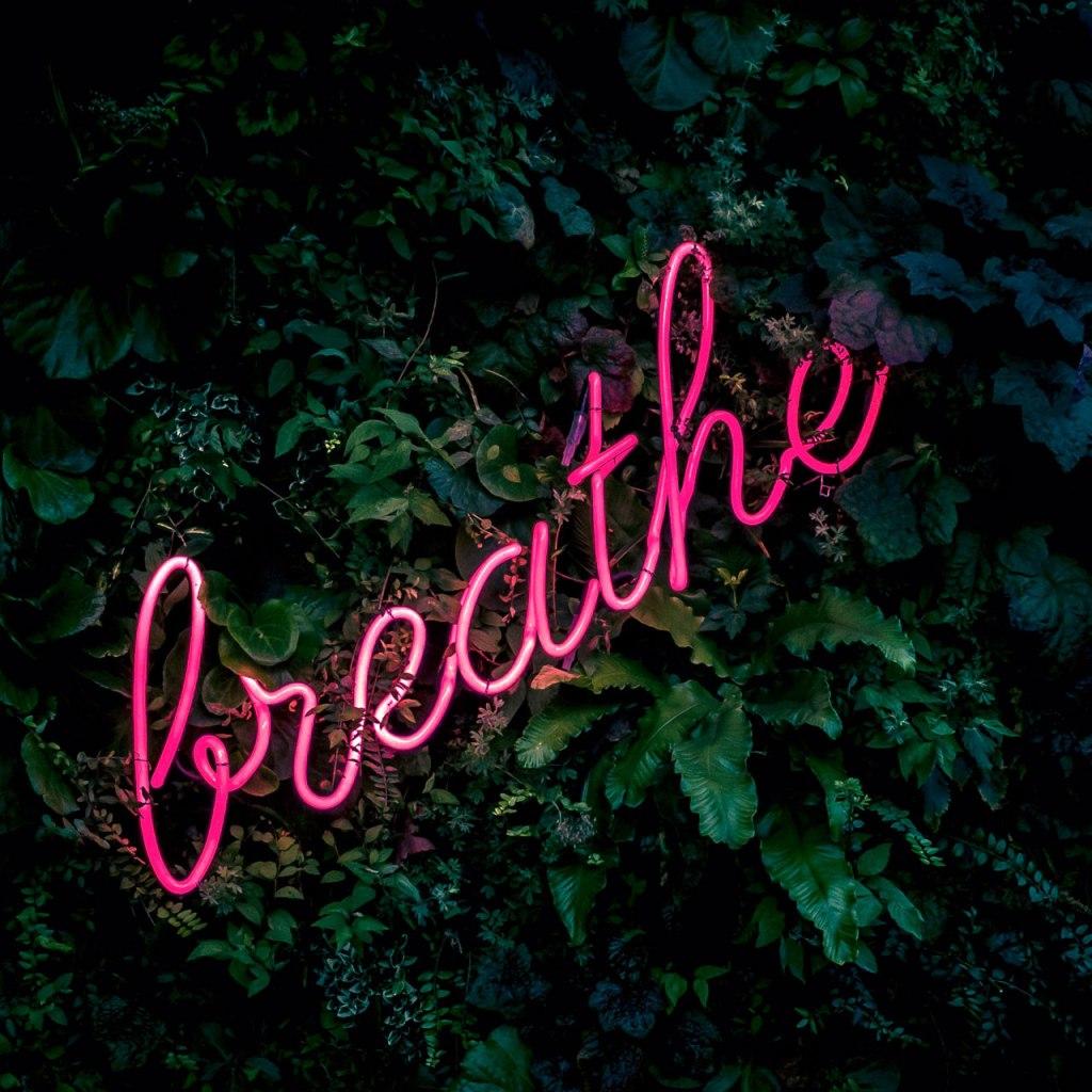 Si últimamente te has encontrado diciéndote '¡respira!', esta nota es para ti
