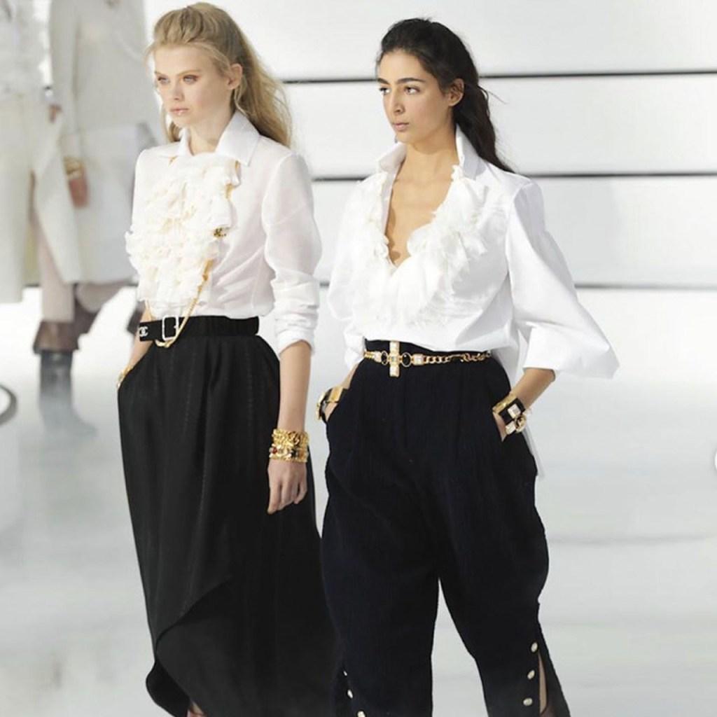 Chanel nos dejó la hair trend que podremos usar en cualquier ocasión